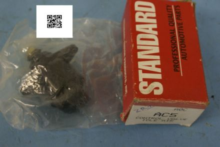 1990-1995 Corvette C4 ZR1 Idle Air Control Valve, Standard AC5, New In Box